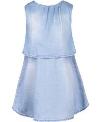 Modré holčičí denimové šaty name it Sisielga