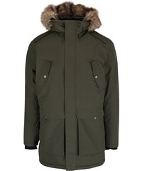 Zelená parka Jack & Jones Tech Meyland