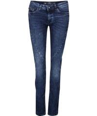 Modré slim fit džíny s.Oliver