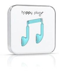 Mentolová Earbud sluchátka Happy Plugs