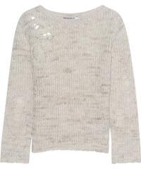 Pam&Gela Shredded Sweater Cream
