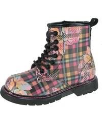 Beppi Dívčí voňavé kotníkové boty - barevné