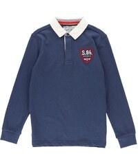 Marks & Spencer London Poloshirt mottled blue