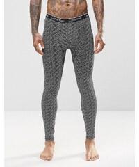 Calvin Klein - Meggings super skinny - Noir
