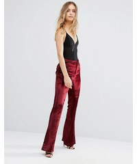 The Jetset Diaries - Atlas - Pantalon - Rouge