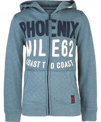 WE Fashion Sweatjacke greyish blue