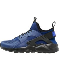 Nike Sportswear AIR HUARACHE RUN ULTRA Baskets basses coastal blue/dark obsidian/black