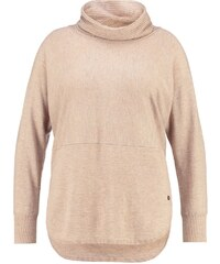 Open End Pullover beige