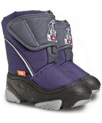 f213567532b8 Fialové Detské topánky z obchodu Bighorn.sk - Glami.sk
