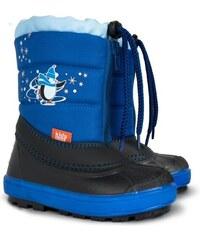 Detská zimná obuv demar KENNY 1502 NA modrá 213d1f5e9a2