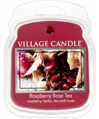 Village Candle Vosk do aromalampy Raspberry Rose Tea