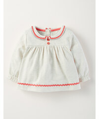 Hübsches T-Shirt aus Jersey Beige Baby Boden