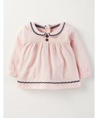 Hübsches T-Shirt aus Jersey Hellpink Baby Boden