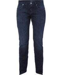 MAC Slim Fit Jeans mit verkürztem Bein
