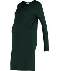 Zalando Essentials Maternity Strickkleid dark green