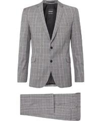 Strellson Anzug aus Schurwolle mit 2-Knopf-Sakko
