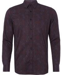 Antony Morato Slim Fit Hemd mit stilisiertem Punktemuster