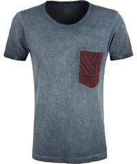 Q/S Designed By Garment Dye Shirt in Slim Fit