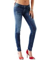 GUESS GUESS FleX Skinny Jeans - vintage blue wash
