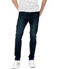 "GUESS GUESS Scotch Stretch Skinny Jeans in Rowland Dark Wash - rowland dark wash 34"" inseam"