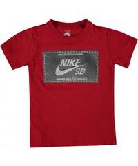 Nike Woven Label TShirt Boys, gym red