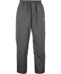 Slazenger Open Hem Woven Sweatpants Mens, charcoal
