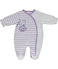 Schnizler Unisex Baby Schlafstrampler Schlafanzug, Wagenanzug Lovely Teddy