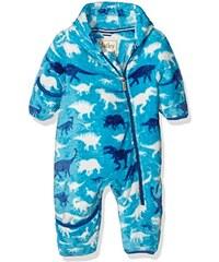 Hatley Baby-Jungen Pullover Fleece Bundler-Silhouette Dinos