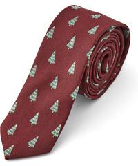 Trendhim Elegantní vánoční kravata H8-9-8380