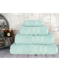 Mentolový ručník Irya Home Classic, 50x90 cm
