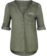 Q/S Designed By Garment Dye Bluse