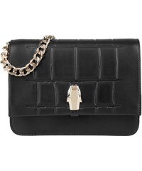 Class Cavalli Sacs à Bandoulière, #Panthera 4ever Small Shoulder Bag Black en noir