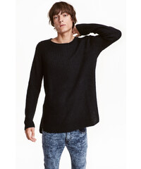 H&M Strukturovaný svetr