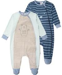 Gelati Kidswear 2 PACK Pyjama blau/mint/multicolor