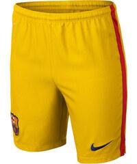 Nike Kinder Fußballshorts Away FC Barcelona Stadium Away Saison 2015/16 - blau