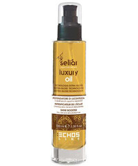Echosline SELIAR Luxury Oil Shine Booster - intenzivní hydratační olej pro suché vlasy 100ml