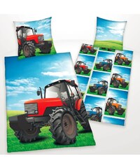 Klaus Herding GmbH Povlečení Traktor 140/200 + 70/90 cm