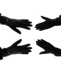 Dámské elegantní rukavice s ozdobnými kamínky ZR0006-0202