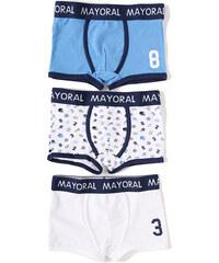 Mayoral MAYORAL boxerky 3-pack 'Lago'