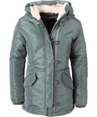 NICKEL SPORTSWEAR Zimní dívčí kabát 'Parka' reflexní