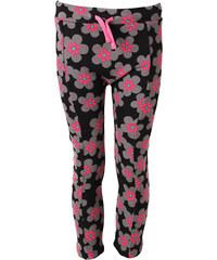 Losan Teplé úpletové kalhoty 'Květy'