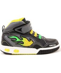 GEOX GEOX chlapecká obuv tenisky BLIKACÍ J6447A