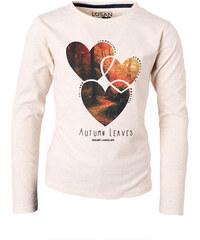 Losan Bavlněné tričko 'Srdce'