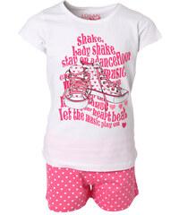 Losan Dívčí bavlněné pyžamo 'Tenisky'
