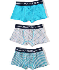 Mayoral MAYORAL boxerky 3-pack 'Pacific'
