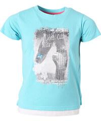BLUE SEVEN Bavlněné tričko 'NY' Dance