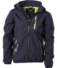 NICKEL SPORTSWEAR Funkční softshell chlapecká bunda
