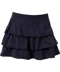 BLUE SEVEN Bavlněná volánková sukně 'HVĚZDA'
