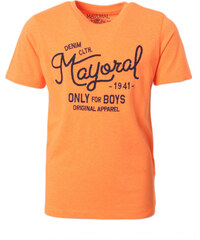 Mayoral Chlapecké triko s výšivkou Mayoral