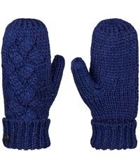 Rukavice Pletené Roxy Love&Snowmitten J Mttn Bsq0 Blue Print - Solid